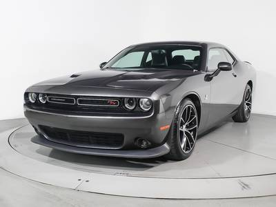 Used DODGE CHALLENGER 2015 WEST PALM R/t Scat Pack