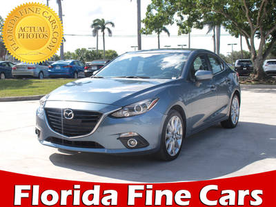 Used MAZDA MAZDA3 2015 MARGATE TOURING