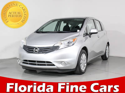 Used NISSAN VERSA-NOTE 2014 MARGATE S