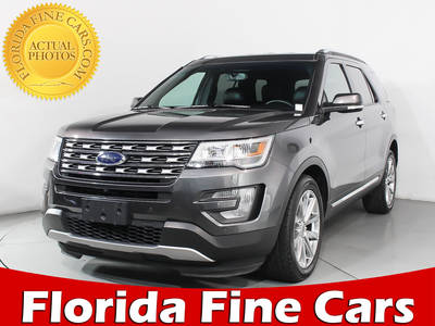 Used FORD EXPLORER 2017 MIAMI LIMITED