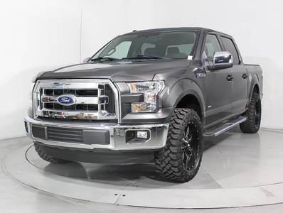Used FORD F-150 2016 MIAMI Xlt Ecoboost