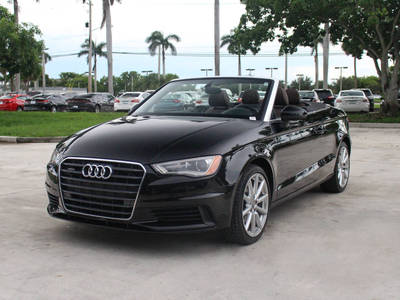 Used AUDI A3 2015 WEST PALM Premium Plus Quattro
