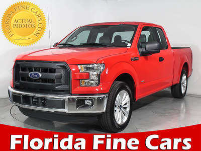 Used FORD F-150 2016 MIAMI Xl
