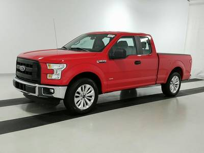 Used FORD F-150 2016 MARGATE Xl