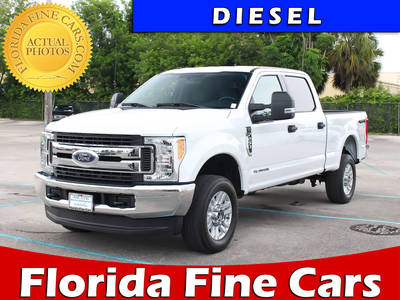 Used FORD F-250-Srw 2017 MIAMI Xlt
