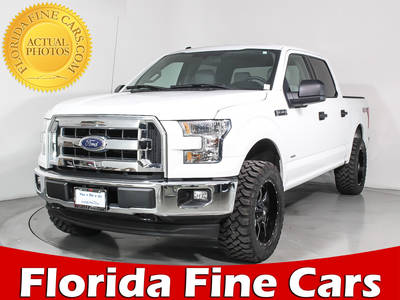 Used FORD F-150 2017 MIAMI Xlt 4x4