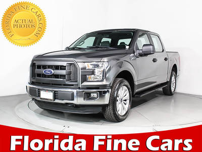 Used FORD F-150 2016 MIAMI Xl 4x4