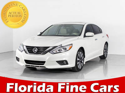 Used NISSAN ALTIMA 2016 WEST PALM Sv