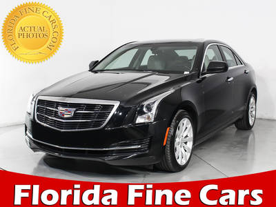 Used CADILLAC ATS 2017 MIAMI 2.0l Turbo