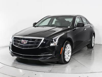 Used CADILLAC ATS 2017 MIAMI 2.0l Turbo Awd
