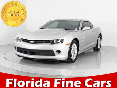 Used CHEVROLET CAMARO 2015 WEST PALM 1LT
