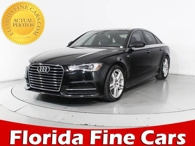 Used AUDI A6 2016 MIAMI Premium Plus
