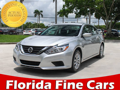 Used NISSAN ALTIMA 2016 MARGATE S