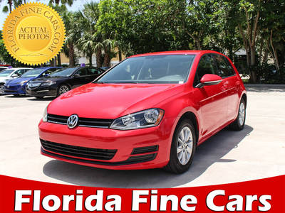 Used VOLKSWAGEN GOLF 2016 MARGATE S