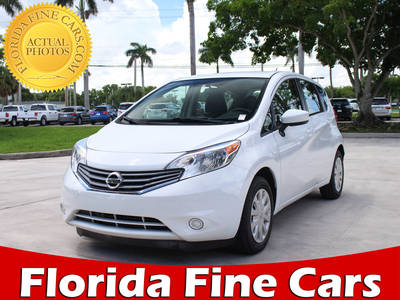 Used NISSAN VERSA-NOTE 2016 MARGATE Sv