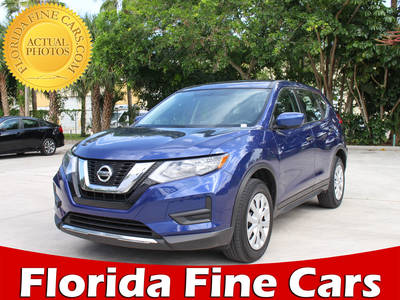 Used NISSAN ROGUE 2017 MARGATE S Awd