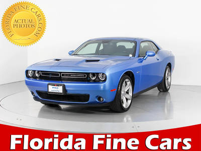 Used DODGE CHALLENGER 2015 WEST PALM R/t