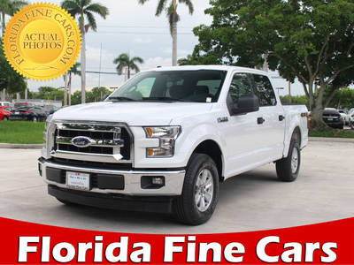 Used FORD F-150 2017 WEST PALM Xlt 4x4
