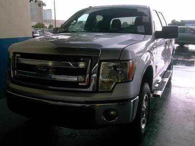 Used FORD F-150 2013 MARGATE Xlt