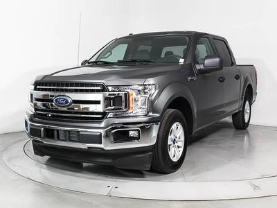 Used FORD F-150 2018 MIAMI Xlt Ecoboost