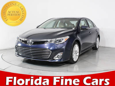 Used TOYOTA AVALON 2015 MARGATE Limited