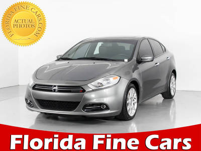 Used DODGE DART 2013 WEST PALM LIMITED