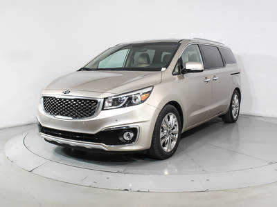 Used KIA SEDONA 2015 MIAMI SX LIMITED