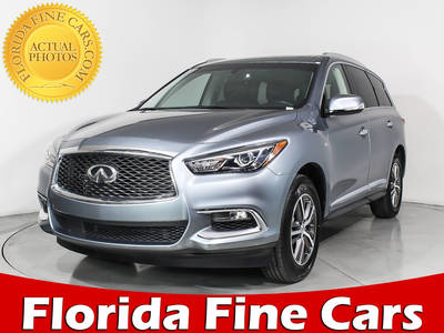 Used INFINITI QX60 2016 MIAMI Awd
