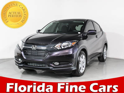 Used HONDA HR-V 2016 HOLLYWOOD EX