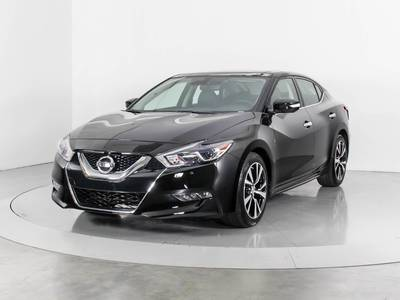 Used NISSAN MAXIMA 2017 WEST PALM Platinum