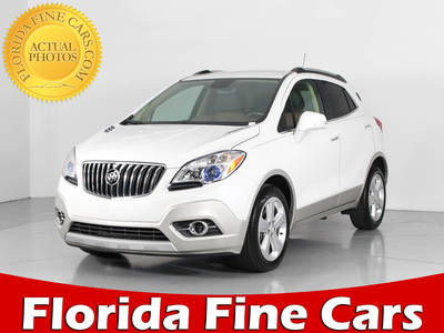 Used BUICK ENCORE 2015 WEST PALM LEATHER