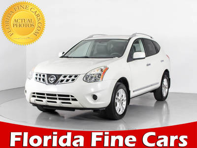 Used NISSAN ROGUE 2013 HOLLYWOOD Sv