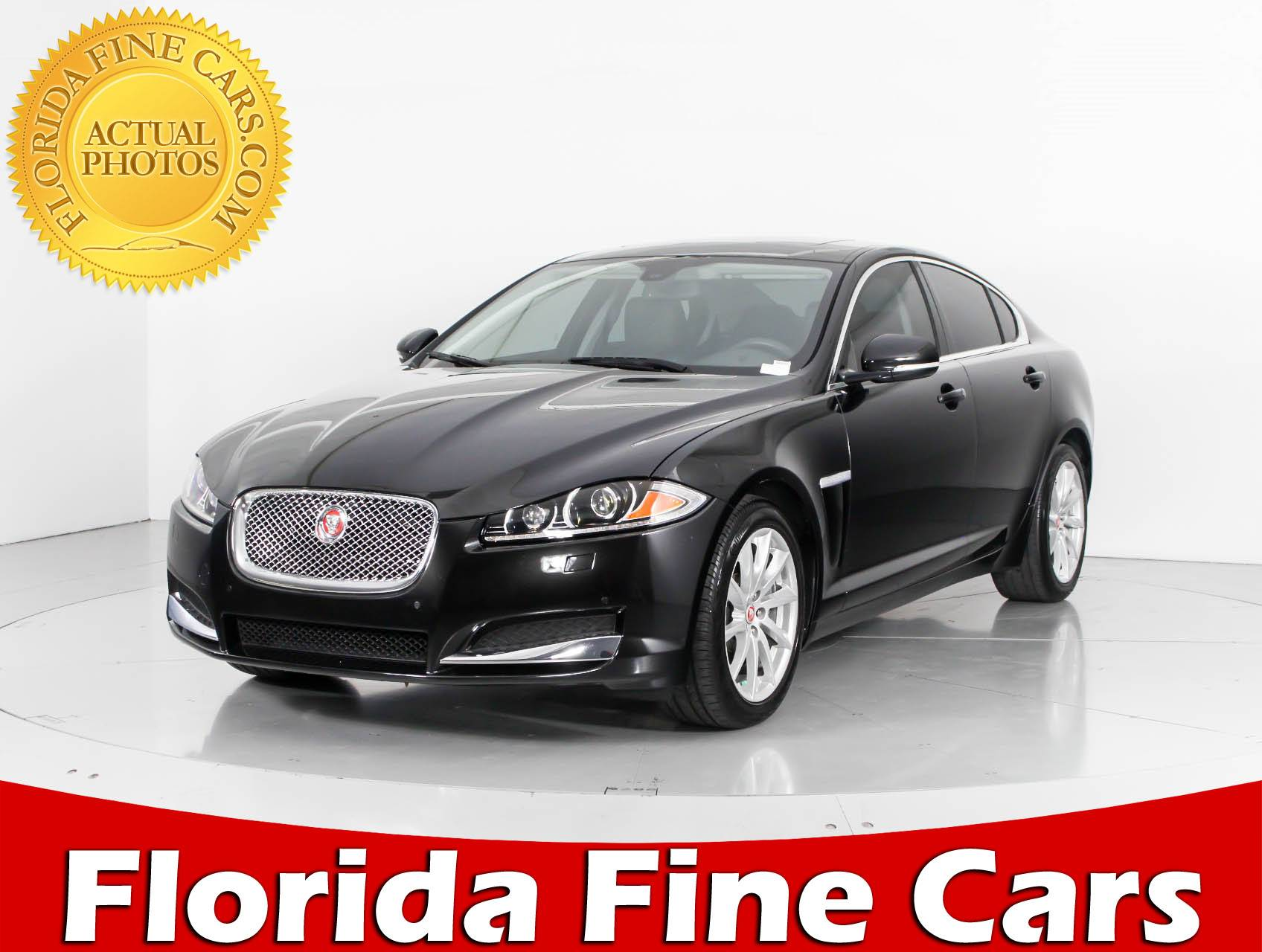 Used 2014 JAGUAR XF Sedan For Sale In HOLLYWOOD, FL | 95279 | Florida Fine  Cars
