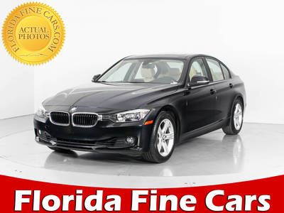 Used BMW 3-SERIES 2013 WEST PALM 328I