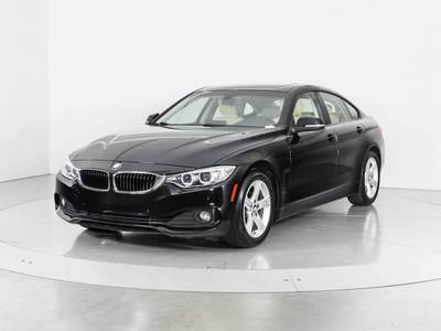 Used BMW 4-SERIES 2015 MIAMI 428I GRAN COUPE