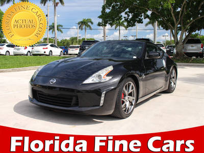 Used NISSAN 370Z 2014 MARGATE Touring Sport