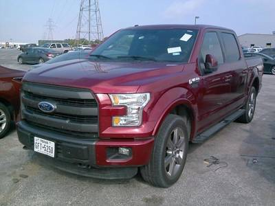 Used FORD F-150 2015 MARGATE Lariat 4x4