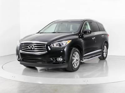 Used INFINITI QX60 2015 HOLLYWOOD Awd