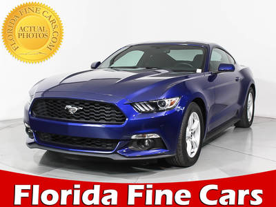 Used FORD MUSTANG 2015 HOLLYWOOD ECOBOOST