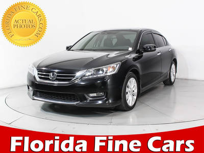 Used HONDA ACCORD 2015 HOLLYWOOD EX-L