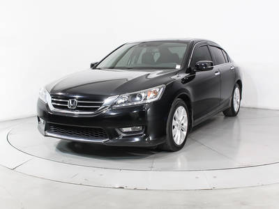 Used HONDA ACCORD 2015 MARGATE EX-L