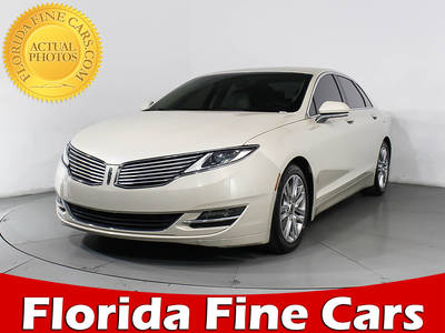 Used LINCOLN MKZ 2014 HOLLYWOOD