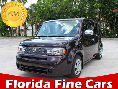 Used NISSAN CUBE 2012 MARGATE S