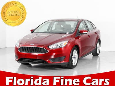 Used FORD FOCUS 2015 WEST PALM SE