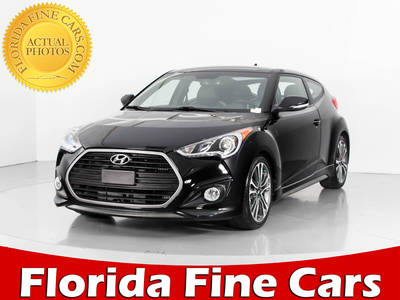 Used HYUNDAI VELOSTER 2016 WEST PALM Turbo