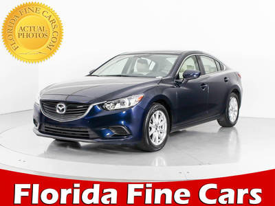 Used MAZDA MAZDA6 2015 WEST PALM SPORT