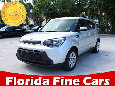 Used KIA SOUL 2015 MARGATE BASE