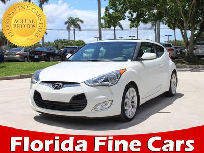 Used HYUNDAI VELOSTER 2015 MARGATE Re:flex