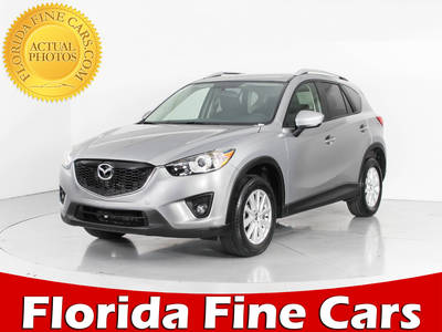 Used MAZDA CX-5 2014 WEST PALM TOURING