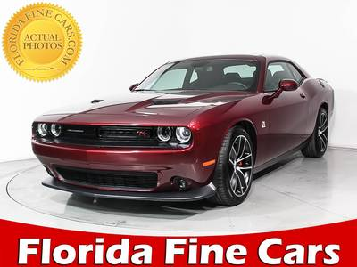 Used DODGE CHALLENGER 2018 MIAMI SCAT PACK